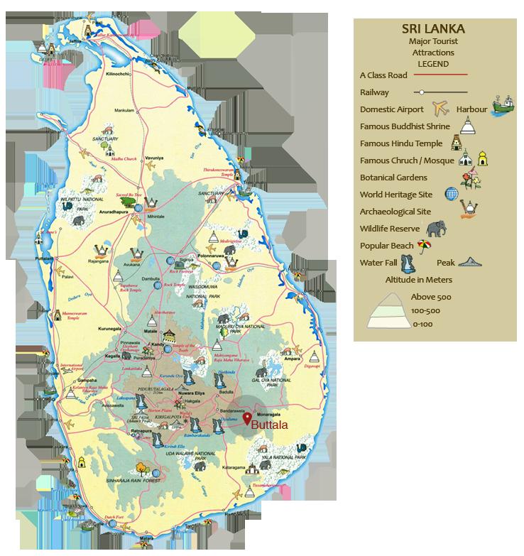 pelwatte Location